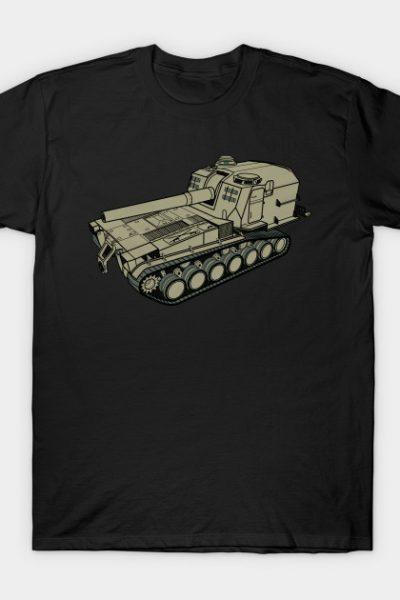 M53/55 Artillery T-Shirt