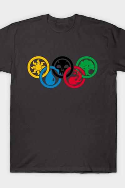 Magic Olympic Mana T-Shirt