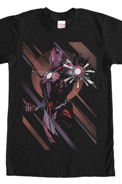 Marvel – Blast Off Adult Regular Fit T-Shirt