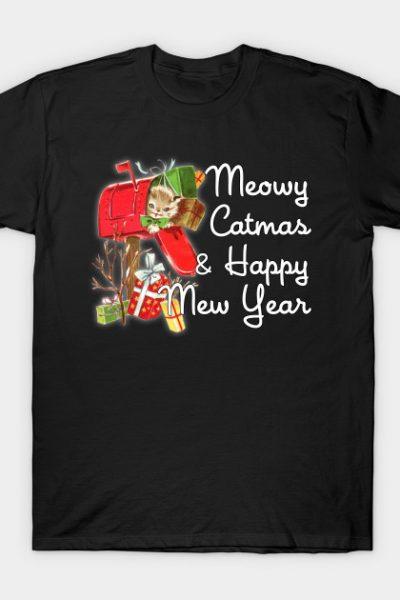Meowy Catmas & Happy Mew Year