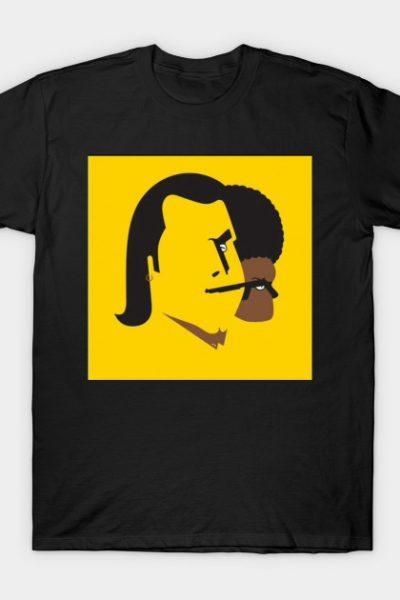 Pulp Fiction Artwork Shirt T-Shirt