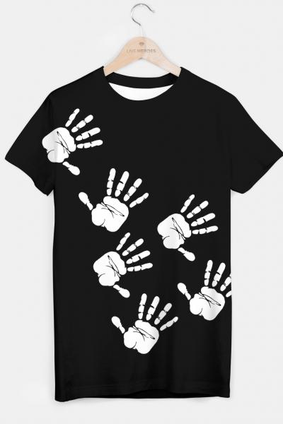 PUSHING BACK T-shirt, Live Heroes