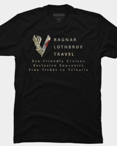 Ragnar Lothbrok Travel