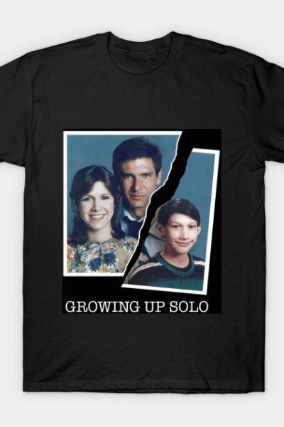 Sat Wars: Growing up Solo T-Shirt