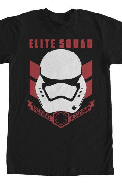 Star Wars – Episode 7 – Elite Training Adult Regular Fit T-Shirt