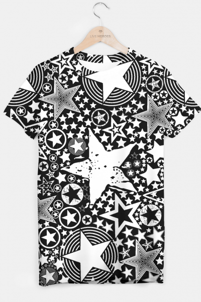 STARRY STARRY NIGHTS 2 T-shirt, Live Heroes