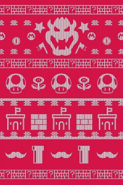 Super Mazza Christmas – Xmas Jumper Style