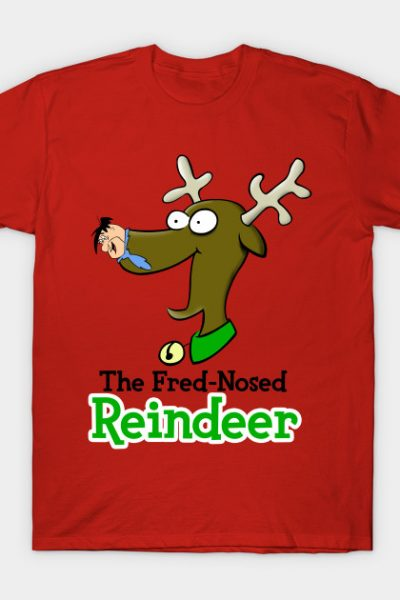 The Fred-Nosed Reindeer