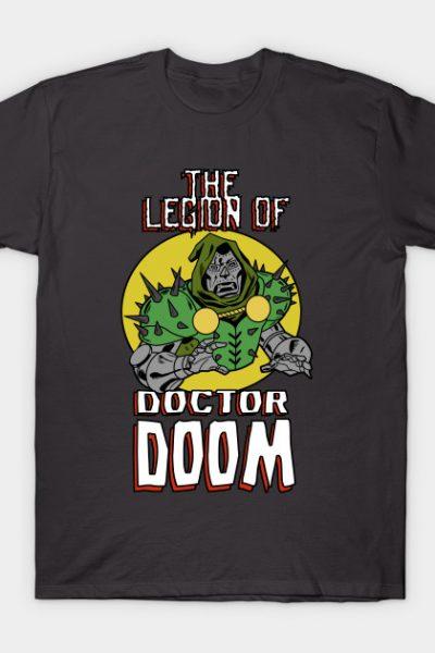 The Legion of Doctor Doom T-Shirt