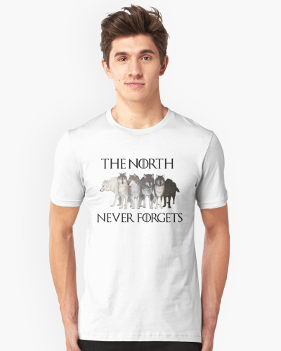 The North Never Forgets