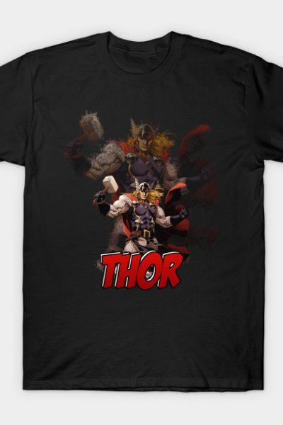 Thor Superhero T-Shirt