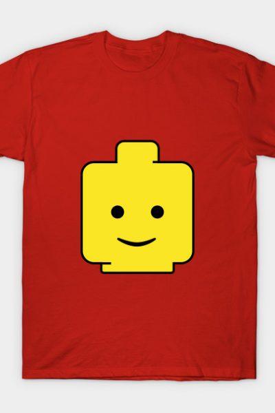 Toy Maniac! Lego White T-Shirt