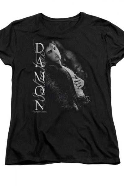 Vampire Diaries – Besides Me Women's T-Shirt