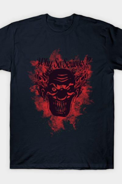 Why So Serious?! The Joker T-Shirt