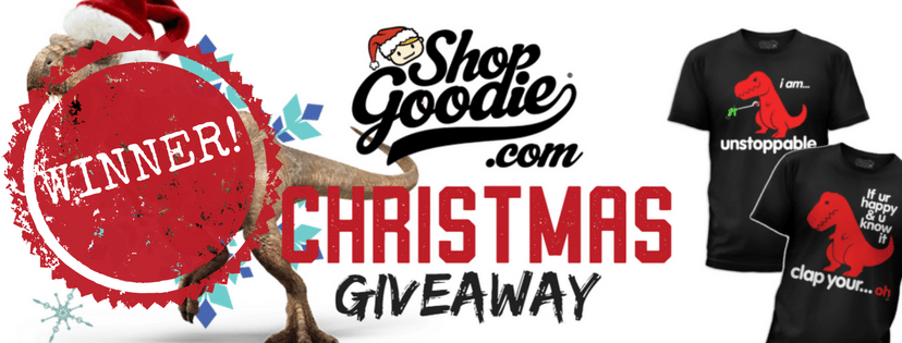 Announcing the WINNER of the Goodie Two Sleeves Christmas Giveaway!