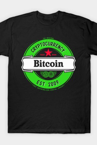 Bitcoin Heineken T-Shirt