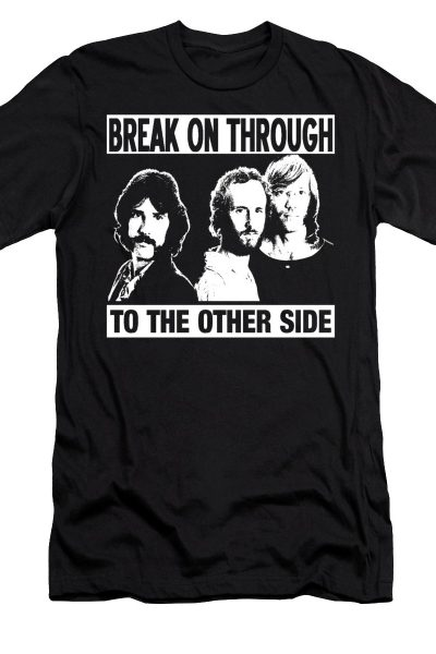 Break On Through T-Shirt for Sale by Otis Porritt