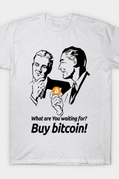 Buy Bitcoin Mem T-Shirt