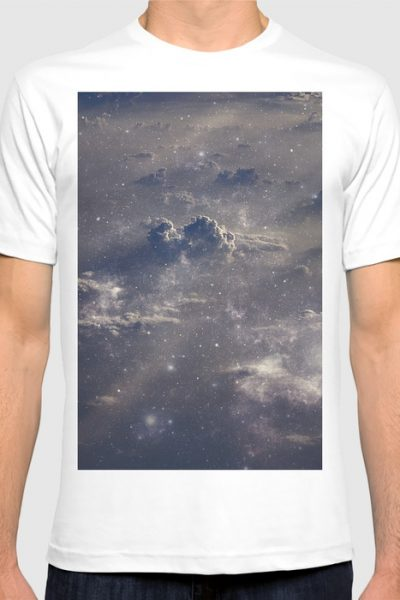 Cloud Soft T-shirt by therocketman