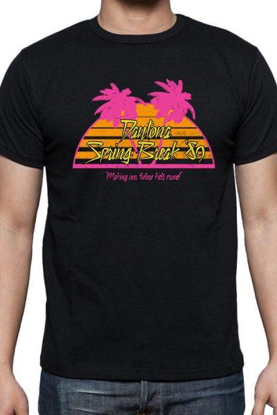 Daytona Spring Break '89 T-shirt
