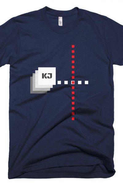 Designer Brand T Shirt For Men by KJ