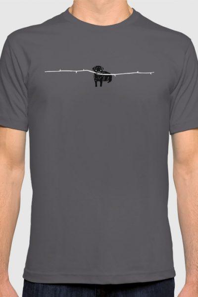 Don't Stop Retrieving T-shirt by therocketman