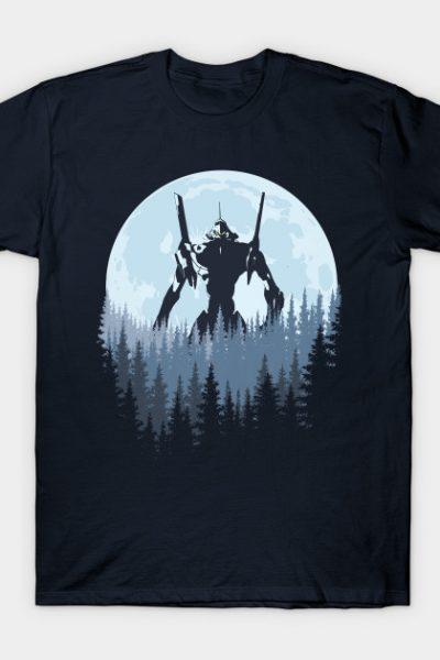Eva Robot T-Shirt