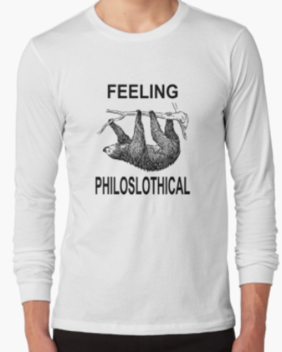 Feeling Philoslothical