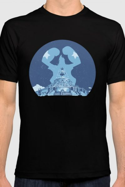 Franky Water 7 T-shirt by ipinations
