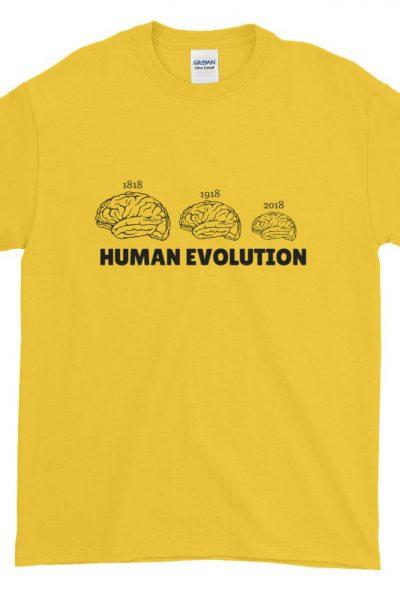 Human Evolution T-Shirt