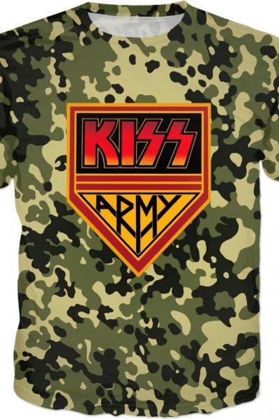 KISS ARMY-CAMO