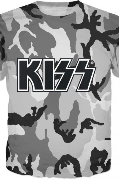 KISS ARMY-CAMO 95