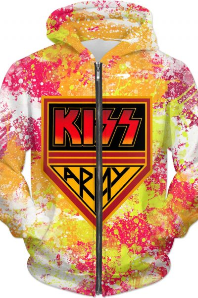 KISS ARMY-PAINT DRIPS 3