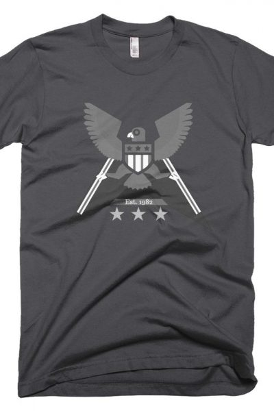 KJ Designer Eagle T-Shirt