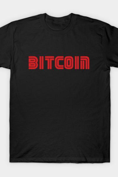 Mr. Robot – Bitcoin T-Shirt