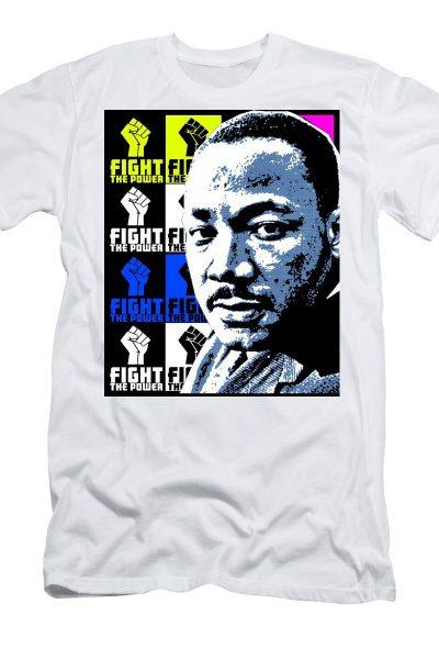 Power To The People 2-mlk T-Shirt for Sale by Otis Porritt