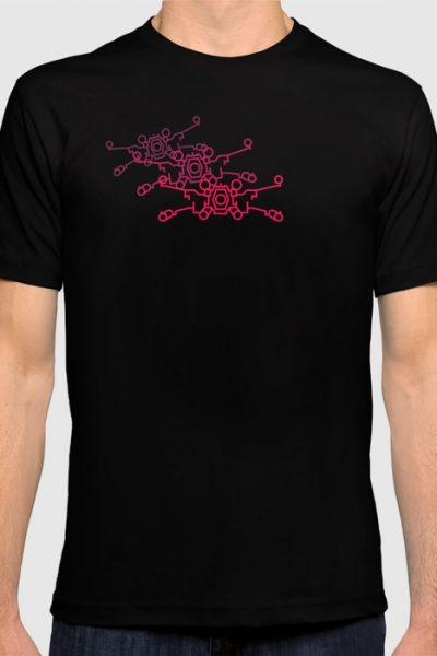 Red Five T-shirt by therocketman