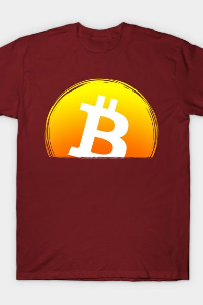 Rise Of The Bitcoin T-Shirt