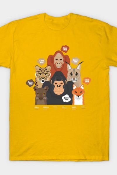 Save Me, Save Animals T-Shirt
