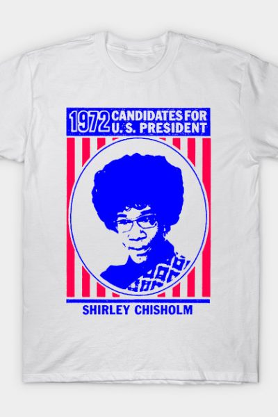 Shirley Chisholm-1972