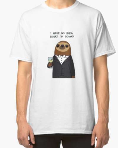 Sloth With Wine