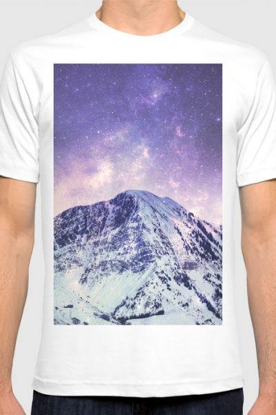 Space Torn T-shirt by therocketman