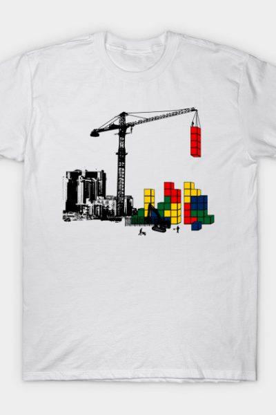 Tetris Construction Site