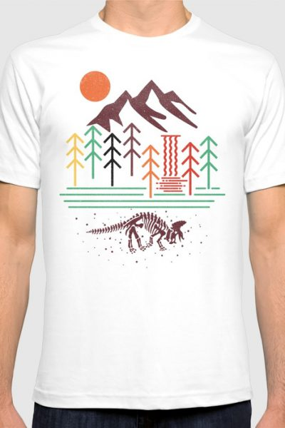 The Land That Time Forgot T-shirt by therocketman