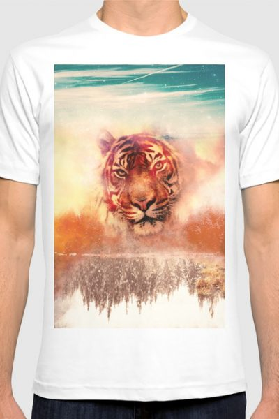 Tigerland T-shirt by therocketman