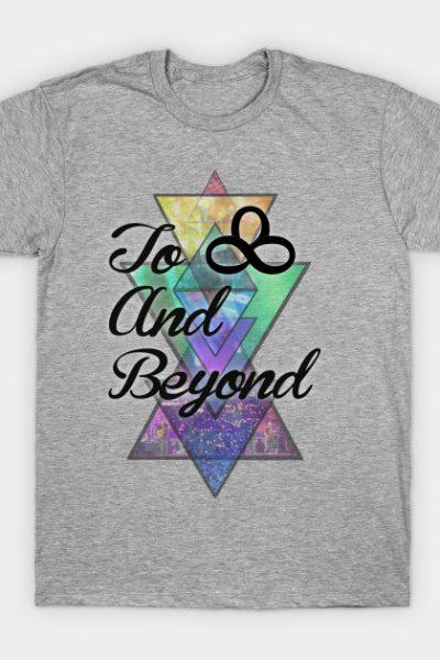 To Bonnaroo And Beyond 2 T-Shirt
