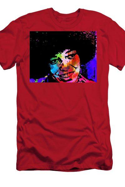 Angela Davis T-Shirt for Sale by Otis Porritt