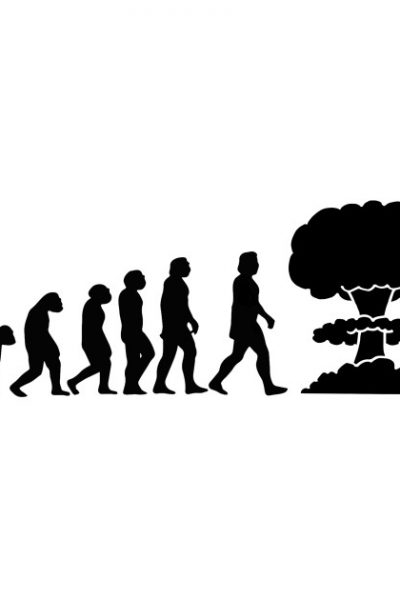 Evolution will ends