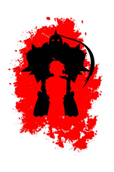 Fullmetal Brother T-Shirt by animomania