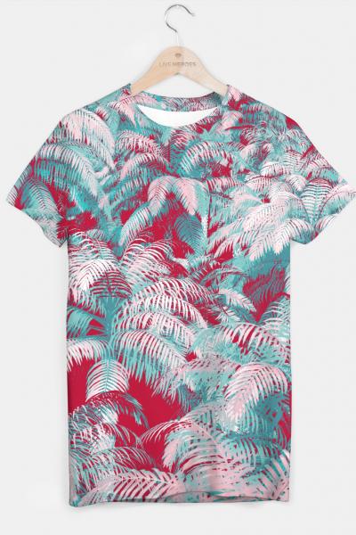 Jungle Cool T-shirt, Live Heroes